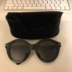 Tom Ford Chiara Sunglasses